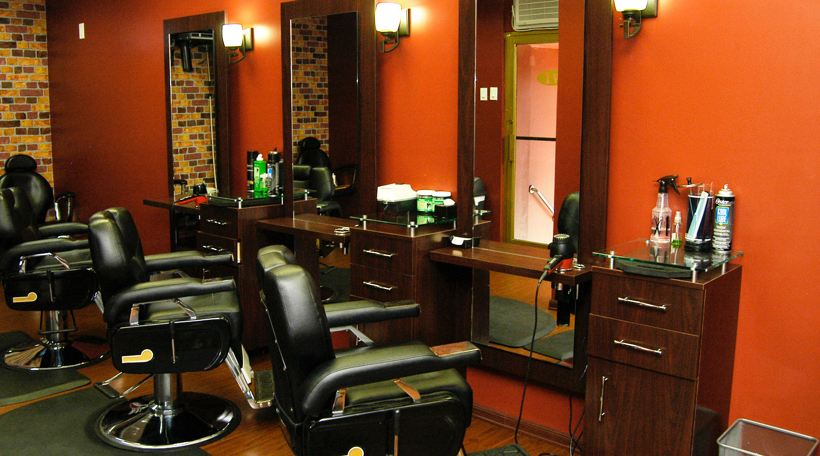 Bespoke Barber Shop Photos Pictures to pin on Pinterest